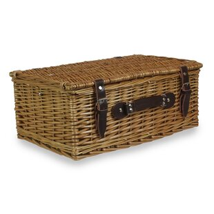 Double Steamed Picnic Basket By Brambly Cottage