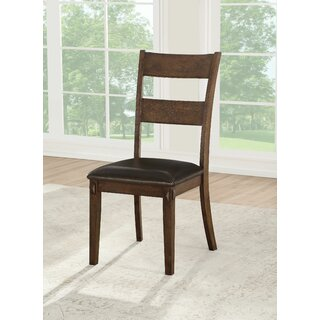 Amaya Upholstered Dining Chair (Set of 2) by Gracie Oaks SKU:DC387995 Purchase