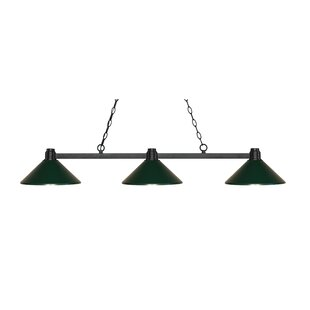 Centeno 3-Light Billiard L..