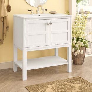 Maisy 30.13 Single Bathroom Vanity Set By Charlton Home