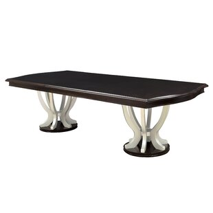 Choncey Extendable Dining Table by Willa Arlo Interiors Find