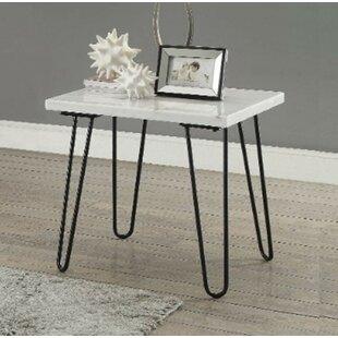 Neihart End Table by Brayden Studio