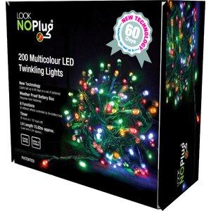 LNP Multifunction LED 200 Light String Lights