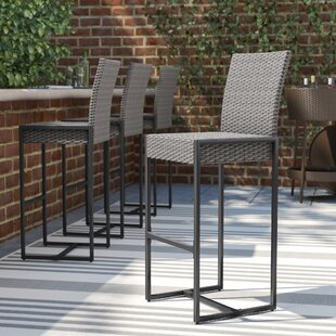 Fulghum 30 Patio Bar Stool (Set of 4)