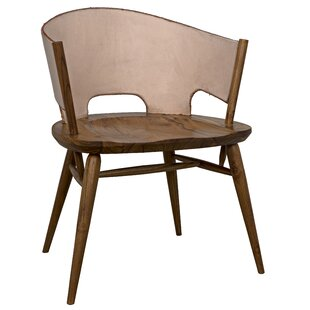 Noir Corado Barrel Chair