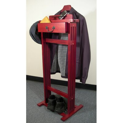 Proman Products Mission Valet Stand