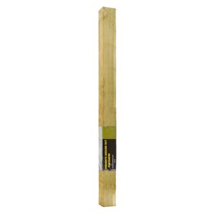 "Artibrannan Postsaver 4""x4"" Fence Post (Set Of 5) By Sol 72 Outdoor"