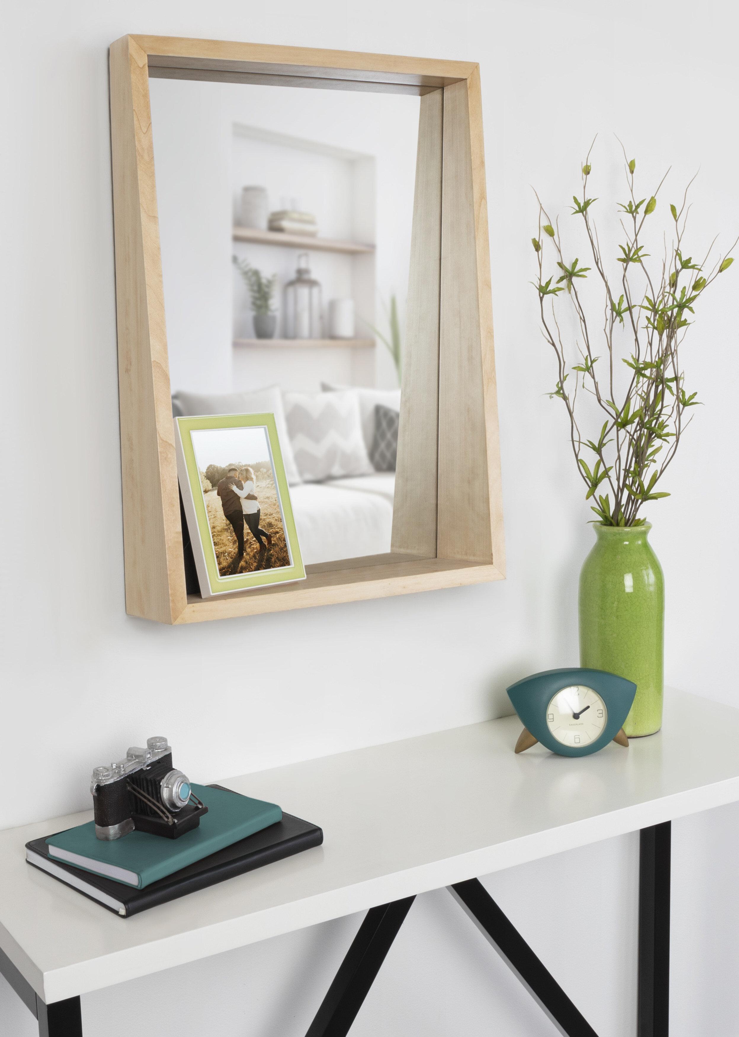 Beige Shelves Mirrors You Ll Love In 2021 Wayfair