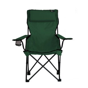 Classic Bubba Folding Camping Chair with Cushion by Travel Chair