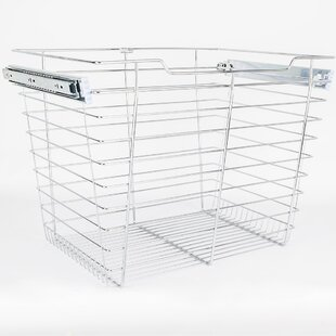 Read Reviews Closet Pullout 17W x 17H x 14D Drawer By Hardware Resources