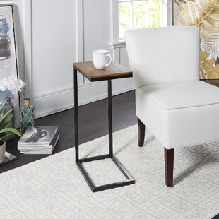 Cindi End Table by Wrought Studio