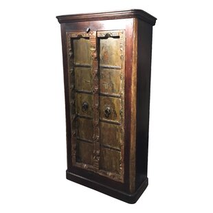 Timeless Old Door Accent Cabinet by Taran Designs