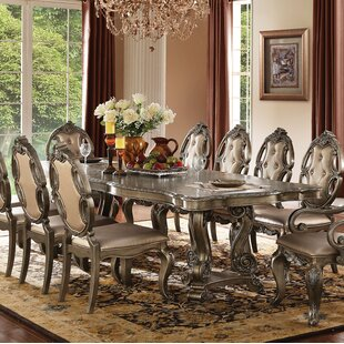 Astoria Grand Roudebush 11 Piece Dining Set