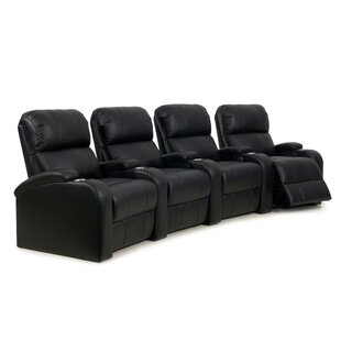 Octane Seating Storm XL850 Home Theater Loveseat (Row of 4)