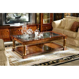 Orpheus Coffee Table by Astoria Grand