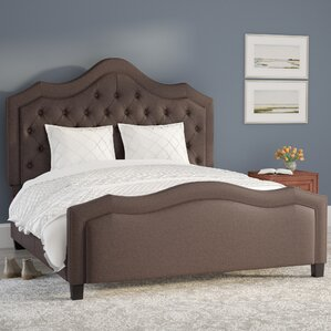 Richfield Upholstered Platform Bed by Darby Home Co