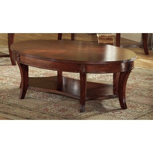 Wellington Coffee Table by Bernards Modern