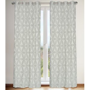 Daisy Curtain Panels (Set of 2)