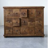 Anatoliya Square Accent cabinet by Bloomsbury Market