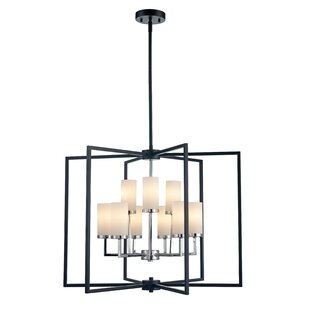 Orren Ellis Tedder 9-Light Lantern Pendant