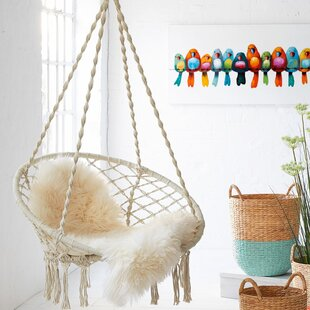 Parkmont Hanging Chair By World Menagerie