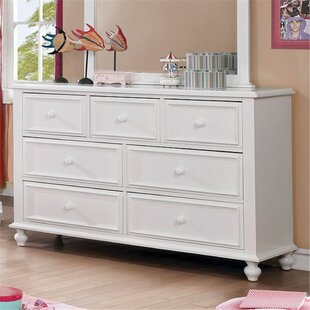 Reidy 7 Drawer Dresser