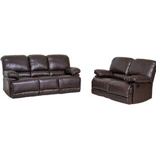 Coyer 2 Piece Living Room Set