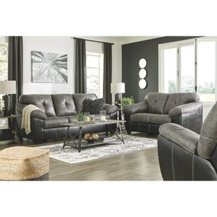 Gregaie 3 Piece Reclining Configurable Living Room Set