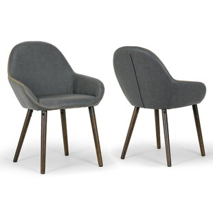 Alan Arm Chair (Set of 2) Glamour Home Decor