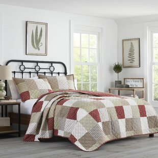 Seaman Reversible Quilt Set