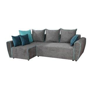 Josh Corner Sofa Bed By Mercury Row