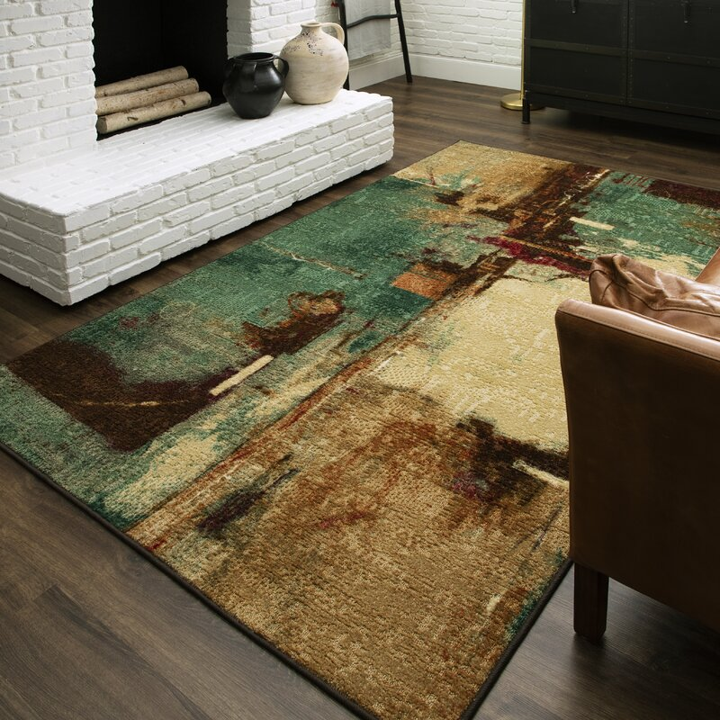 Langley Street Abstract Rug 10x14  Item# 11985