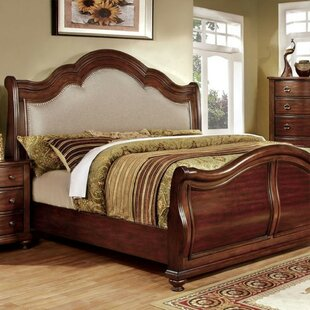 Bentlee Upholstered Platform Bed