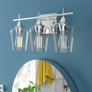 Bathroom Vanity Lighting Amp Light Fixtures You Ll Love In