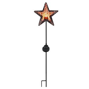 Star 1 Light LED Decorative Light By Happy Larry