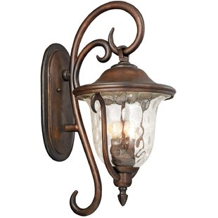 Find for Santa Barbara 3-Light Outdoor Wall Lantern By Kalco
