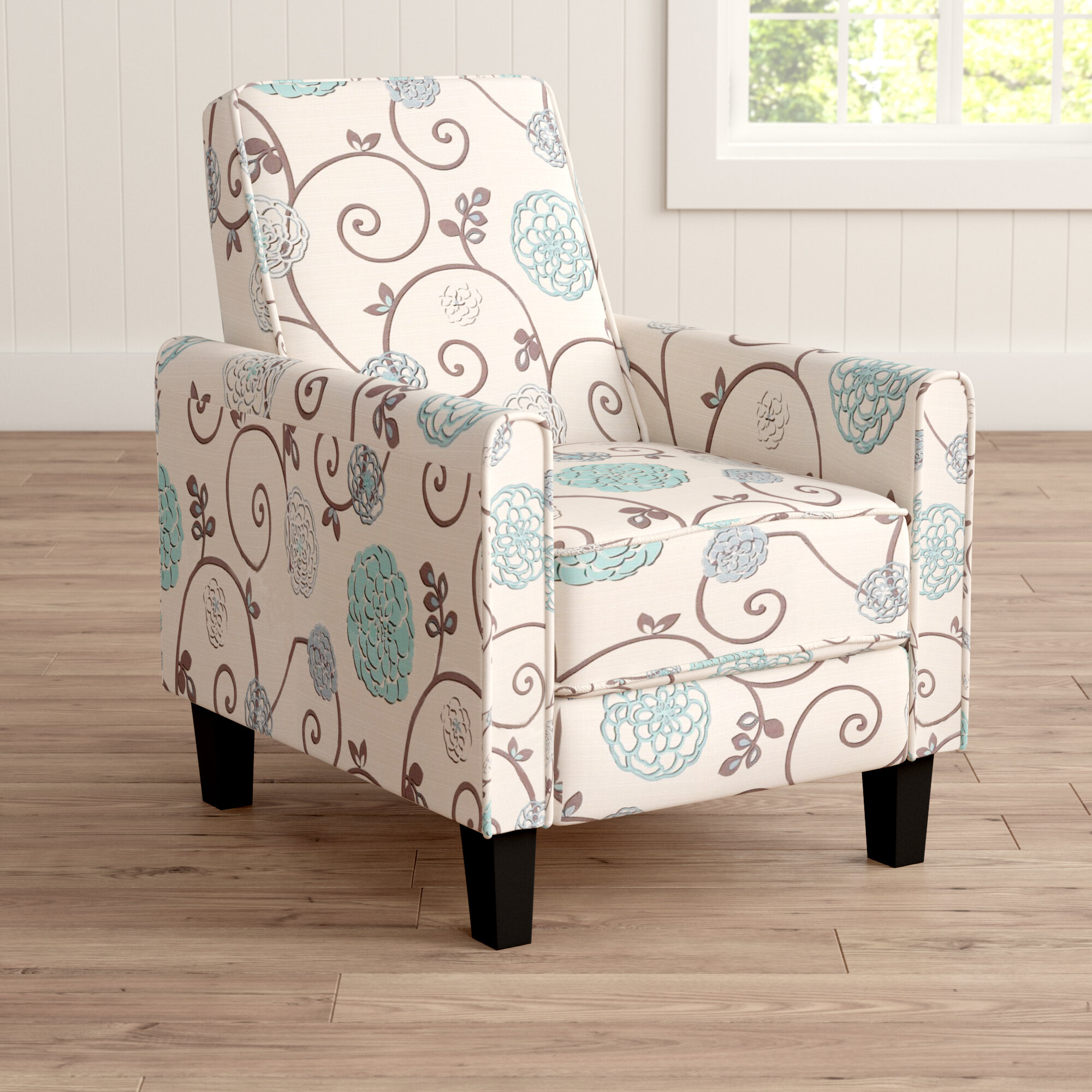 Picture of: Patterned Recliners You Ll Love In 2020 Wayfair