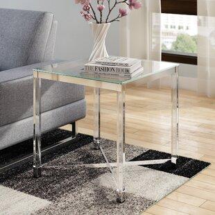 Farmingdale End Table by Wade Logan