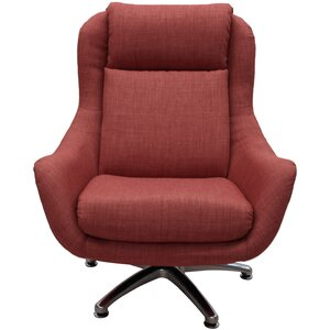 Linda Swivel Lounge Chair