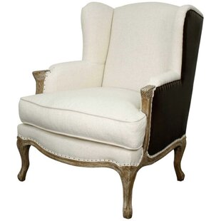 Rotan Wingback Chair by Greyle..