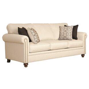 Suffield Serta Upholstery Caroll Sofa by Three Posts