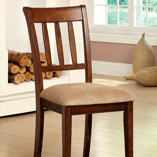 Nathen Dining Chair (Set of 2) by Canora Grey