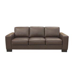 Mayfair Leather Sofa