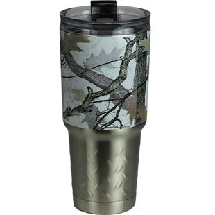 Wanamaker Camo 32 oz. Stainless Steel Travel Tumbler