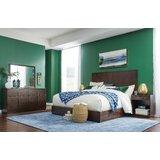 Youenn Low Profile Standard Configurable Bedroom Set by Brayden Studio