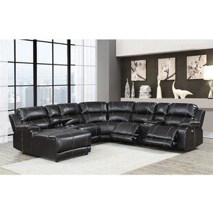 Yates Left Hand Facing Reclining Sectional