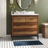 Celis 37 Single Bathroom Vanity Set by Gracie Oaks