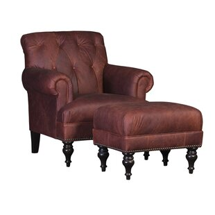 Perfect Cuadrado Club Chair And Ottoman