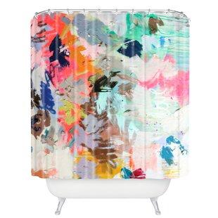 Artistic shower curtains Pop Art Bolduc Single Shower Curtain Allmodern Modern Kids Shower Curtains Allmodern