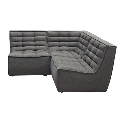 Diamond Sofa Marshall Symmetrical Modular Sectional